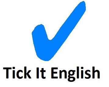 Tick It English